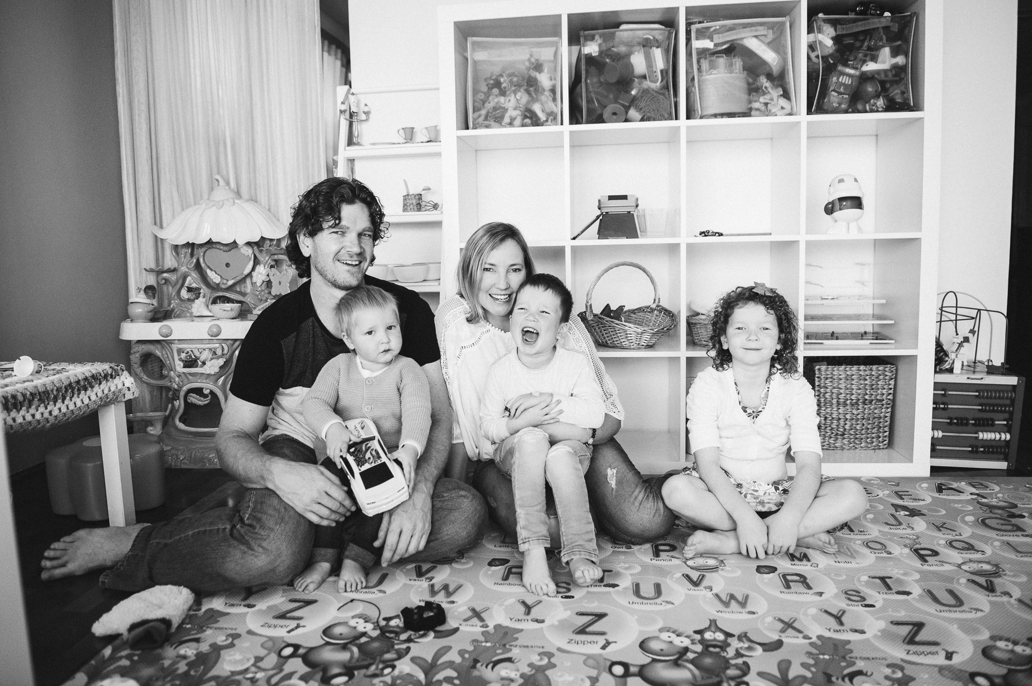 Perth Family Lifestyle Shoot - Finlay -1-3