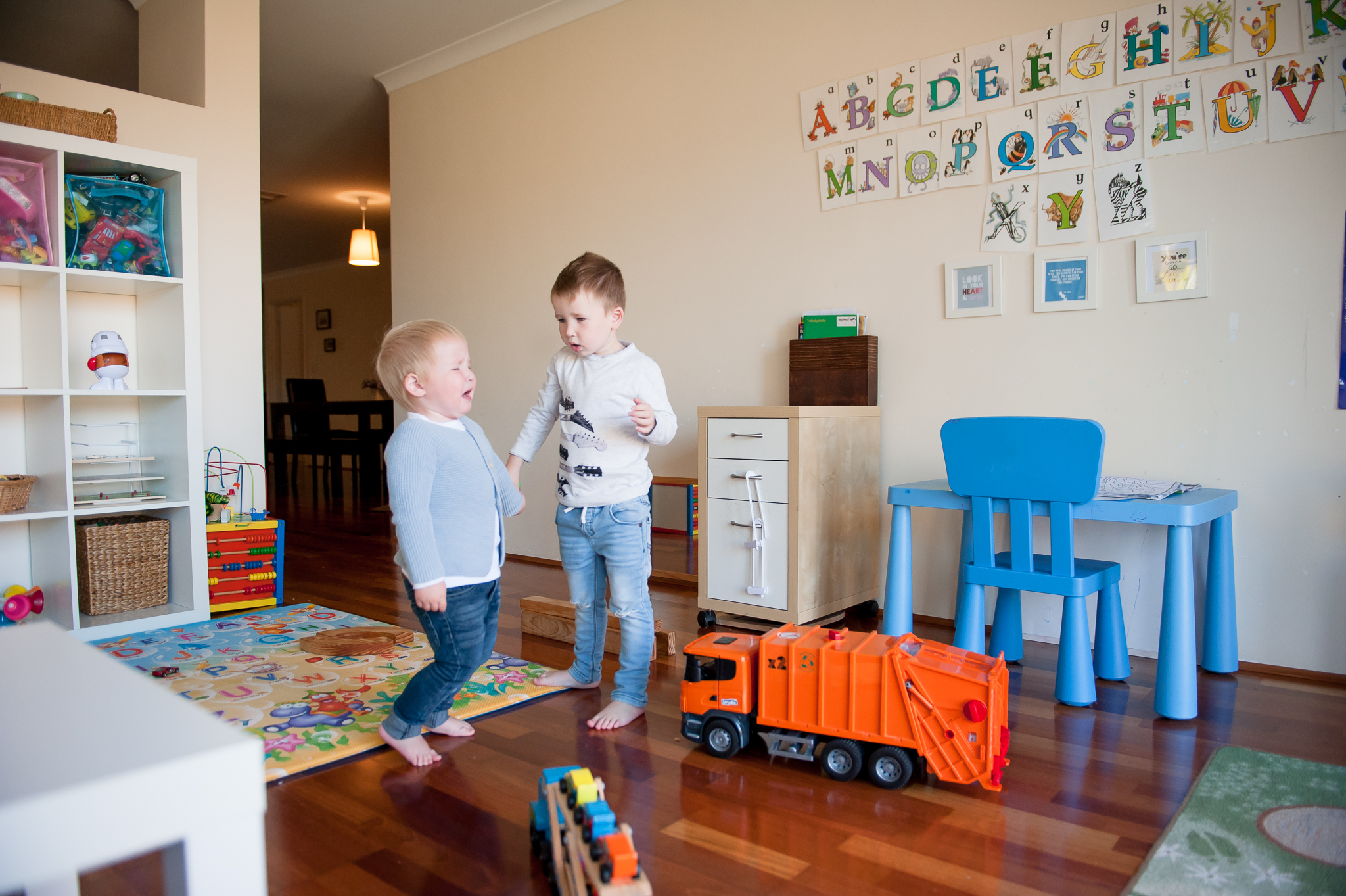 Perth Family Lifestyle Shoot - Finlay 11