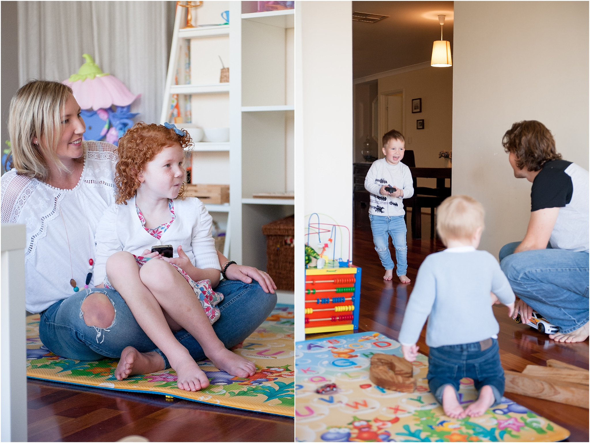 Perth Family Lifestyle Shoot - Finlay 18