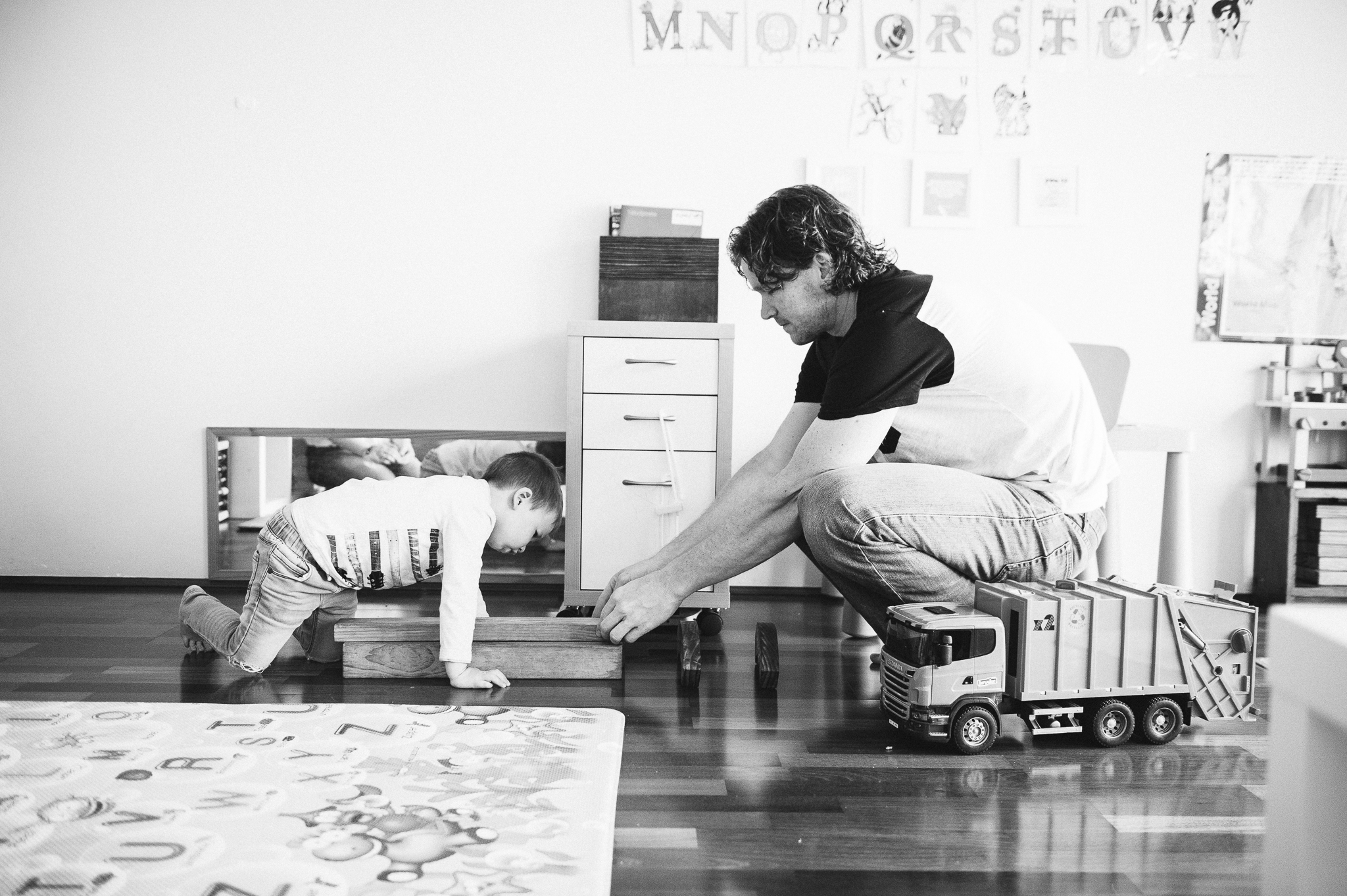 Perth Family Lifestyle Shoot - Finlay 41