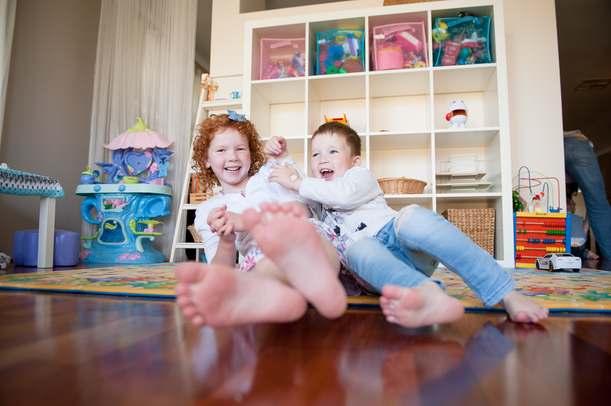 Perth Family Lifestyle Shoot - Finlay 8